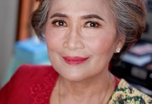 Mature Moms Of The Bride Makeup by Hana Gloria MUA