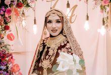 Mila Adhi Engagement And Akad Nikah by Chandira Wedding Organizer