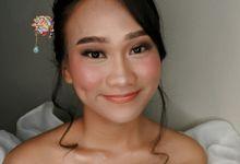 Ms. Dinicy Trial Sangjit Makeup by Hana Gloria MUA