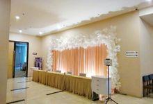 Wedding 200 Pax / 24 October 2020 by Hotel Santika Mega City Bekasi