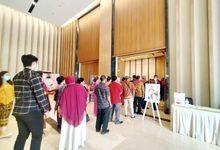 Akad 100 Pax/ 10 Oktober 2020 by Hotel Santika Mega City Bekasi