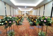 Akad 40 Pax / 10 October 2020 by Hotel Santika Mega City Bekasi