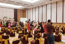 Blessings 120 Pax/ 17 October 2020 by Hotel Santika Mega City Bekasi