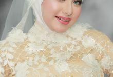 Kak Asmaul by Aprilianti Ramdani Makeup