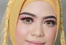 Post Wedding Kak Anik by Aprilianti Ramdani Makeup