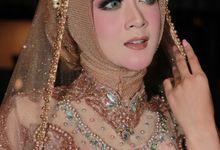 Makeup Arabia by Deandra Wedding Planner