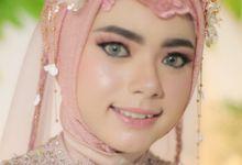 Kak Fani & Kak Ferry by Deandra Wedding Planner