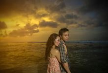 Ari & Trisna Prewedding by White Space Photography