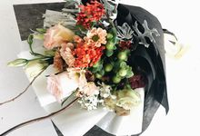 Bouquet by Pagi Florist