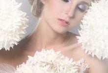 Romantic Bride by Jovita Sebastian Make Up Artist
