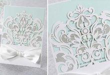 Invitation Photo by Bridal Handicraft