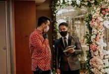 Tias & Ilham's Wedding by Diki Irdan