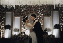 Albert & Elisse by One Heart Wedding