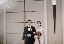 Albert & Elisse by One Heart Wedding