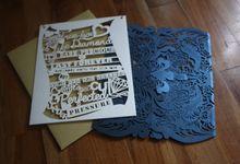 Invitation & Gift by Treeasure