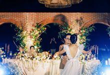 Richie & Refina's Renewal Vow by PRINCESS ORGANIZER