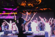 Private Corporate Party VGW Under The Stars by DJ Berlin Bintang