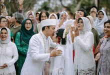 The Wedding of Oksidea & Maulana by Kisah Kita Wedding Planner & Organizer