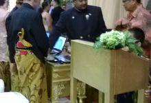 The Wedding of Andina & Ryan by Bukutamudigital