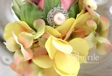 Flowery Elegant by Myrtle - The Wedding Essentials