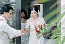 Marsya & Anka Wedding by Kamala Studio
