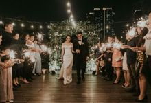 Decoration from Jessica and Ruben wedding by Nona Manis Creative Planner