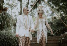 Amanda & Bhadra Wedding by Nona Manis Creative Planner