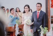 Wedding Decoration of Sandra & Sandro by Nona Manis Creative Planner