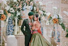 Pedang Pora & Resepsi by Kisah Kita Wedding Planner & Organizer