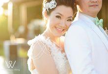 Ricky & Ida | The Wedding by The Wagyu Story