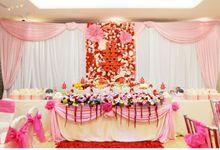 Melt in Pink! <3 by Roseveelt Florist