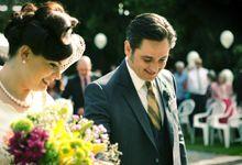 E & J Wedding by Boondog Photography