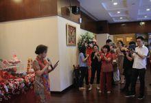 MC Sangjit Senayan Residence Jakarta - Anthony Steven by Anthony Stevven