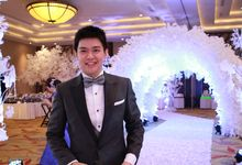 Anthony Stevven MC Wedding Discovery Hotel Ancol Jakarta by Anthony Stevven
