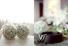 Purnomo & Stefanie by V-lite Photography