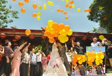 The Wedding of Adi & Dewi by Bali Fiesta Wedding Organizer