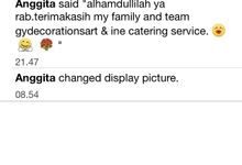 Fajri and Anggita by GYDECORATION and Ine Catering