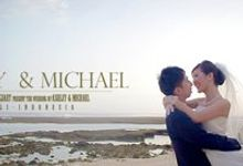 Michael & Ashley Wedding by Banyan Tree Ungasan Resort