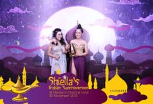 Sheilla 17teen bday party by Sharing Moments Photobooth
