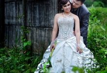 FERRY WONG & ITA by Laura MUA & Bridal