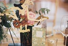 Robin & Indah Cultural Heritage Bali Wedding by Flying Bride