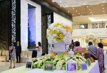 David & Helen Wedding by Bali Nusa Dua Convention Center