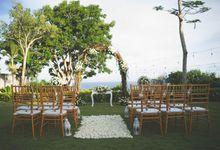 Nagisa Bali Wedding for Chizumi & Yusuke by Nagisa Bali