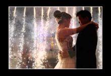 Wedding of Christian Adiwena and Rufina Tam by Flamingo Dewata Chapel and Villas
