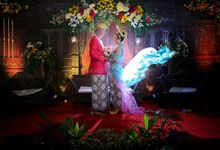 Mita & Ahmad wedding day by Faust Photography