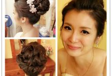 Bridal Makeover by Weiyee-makeup