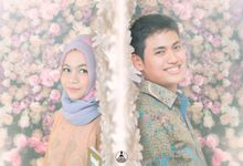 Feni & Widy Engagement by OPUNG PHOTOGRAPHIC