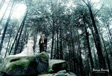 Amy & Deny by BANYUBENING PHOTOGRAPHY