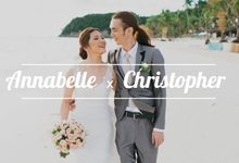Annabelle & Cristopher - Intimate Boracay Wedding by Love Train Studios