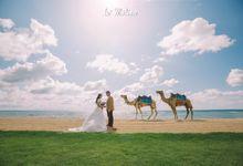 A Gorgeous Prewedding Shoot of Stella & Gunawan by Le Motion